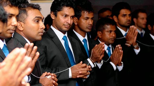 Security plan in place for Sri Lanka players during India series