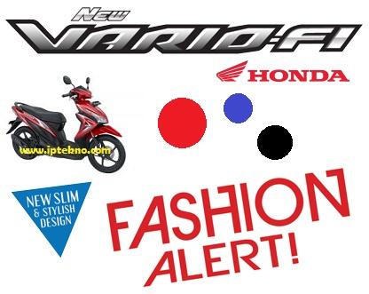 New Honda Vario FI 2014