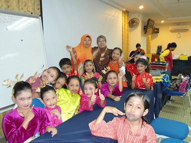 Action Song: Sek Keb Sultan Ahmad Tajuddin, Jitra.