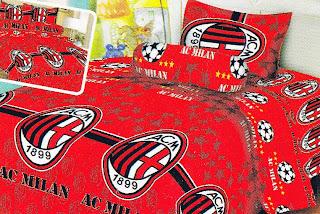 Sprei Fairmont AC Milan