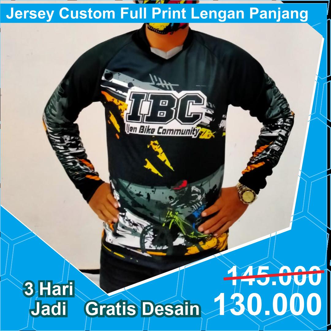 Jersey Custom