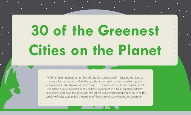 Image: 30 of the Greenest Cities on the Planet