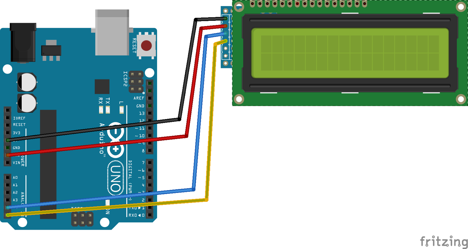 Programming the LCD Display | Hacking the Arduino and Raspberry Pi ...