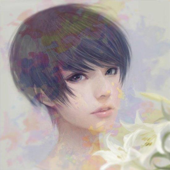 wataboku deviantart ilustrações mulheres garotas japonesas beleza
