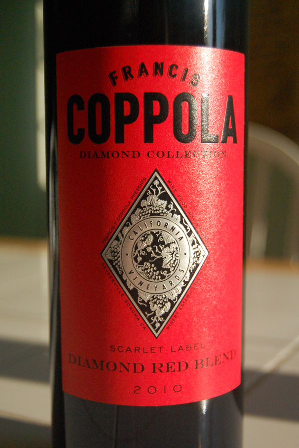 francis coppola wine