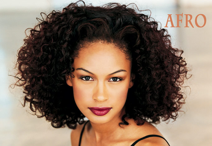 Cool Fashions Hair: Afro Hairstyle