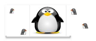 Smiley pingouin pour Facebook