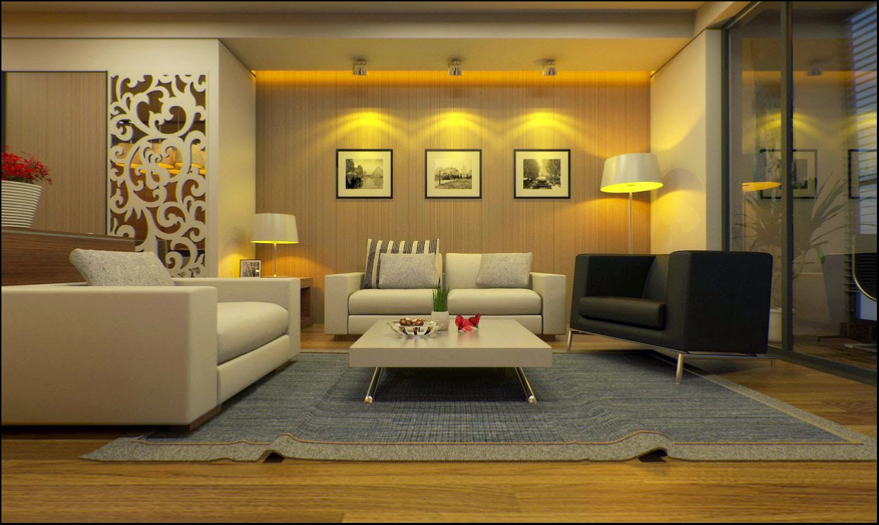 3d Living Room Design Colors Home Design Inside