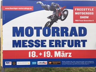 Motorräder, Motocross-show