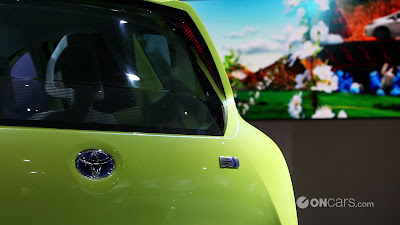 Toyota FT-CH Concept 2010 Detroit Auto Show
