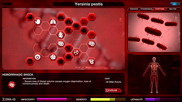 Plague Inc Evolved Early Access Screenshot 2