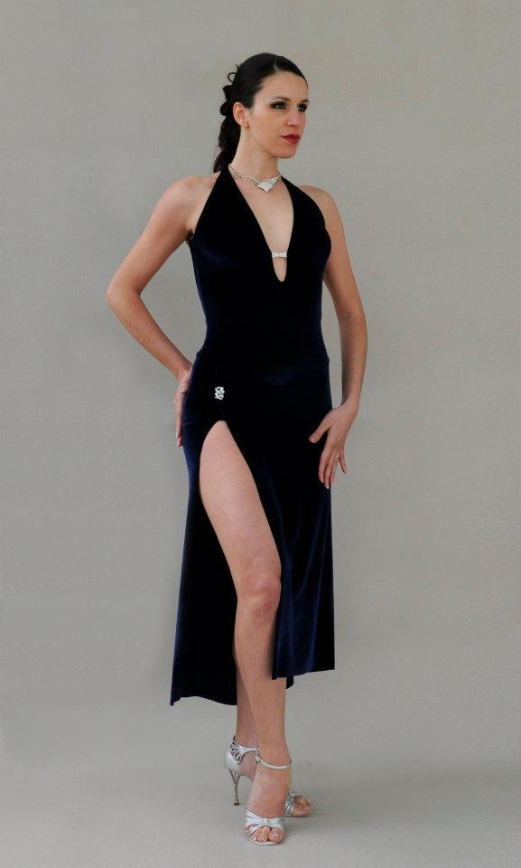 show tango dresses