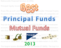 Best Principal Mutual Funds 2013