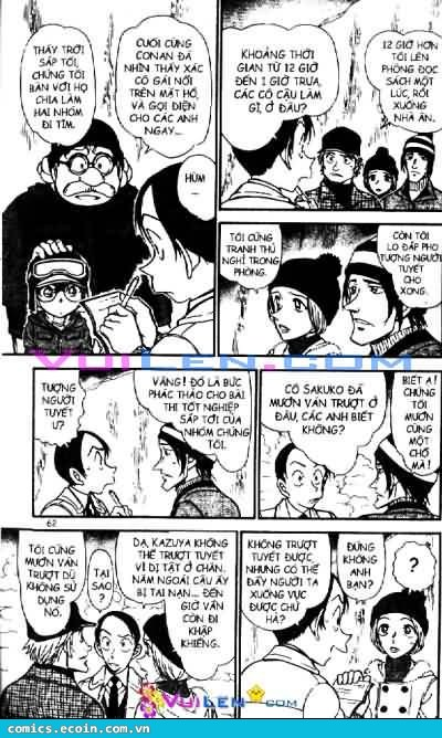 Detective Conan - Thám Tử Lừng Danh Conan chap 557 page 8 - IZTruyenTranh.com