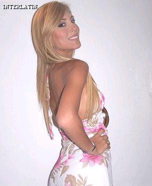 Delly Madrid modelaje