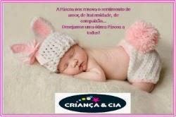 MENSAGEM DE PÁSCOA CRIANÇA & CIA