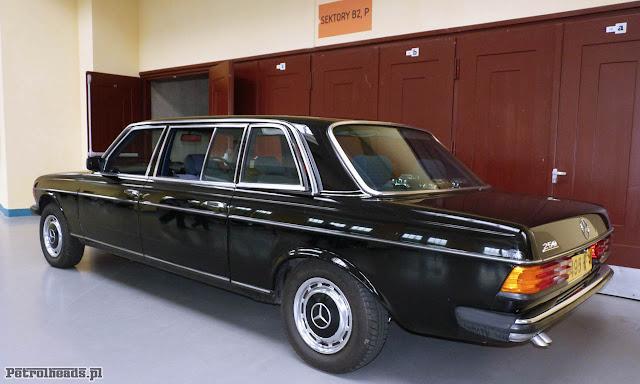 Mercedes w obiektywie Petrolheads.pl