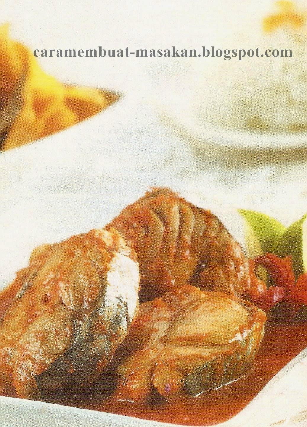 resep ikan asam padeh