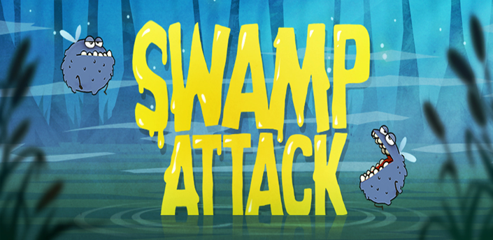 Swamp Attack v1.7 Apk + Mod for Android
