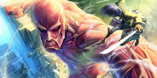 Shingeki no Kyojin, Hajime Isayama, Actu Jeux Vidéo, Jeux Vidéo, Manga, Actu Manga, Capcom, Arcade,