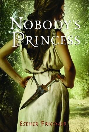 Nobody's Princess book cover