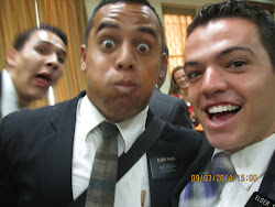 It's a Tradition Now!  Me and Elder Pau'u, 9/14