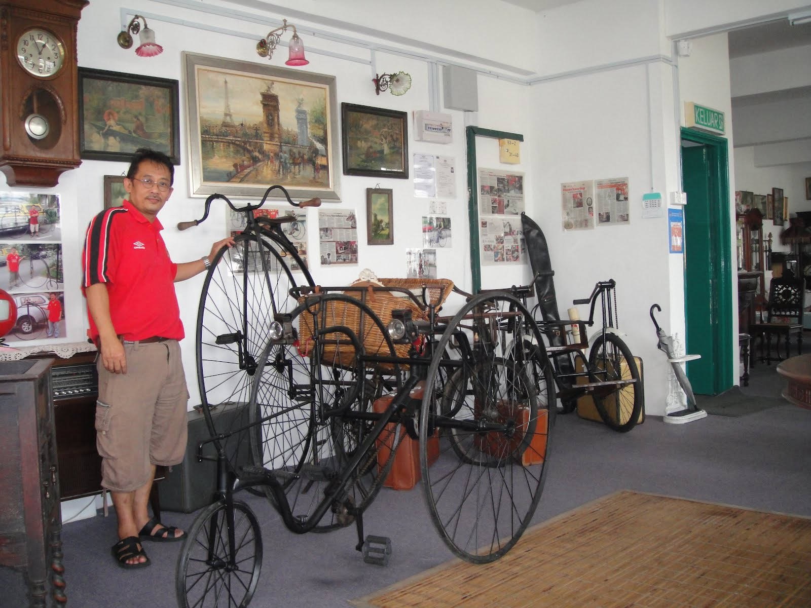 Old Timers Gallery