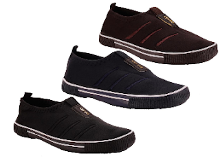 Rediff.com : Buy Cefiro Casual Shoes  777 And Get 60% off, worth Rs. 499 at Rs. 223