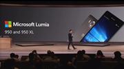 παρουσίαση του Lumia 950 και του Lumia 950XL