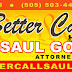 Problemas com a Lei? Better Call Saul!