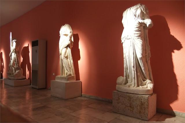 Sala de las Esculturas - Museo Arqueológico de Antalya
