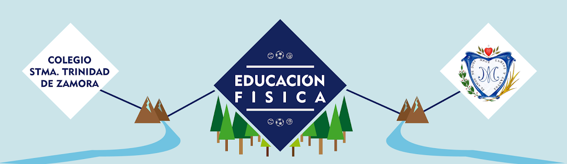 Blog de Educación física. Colegio Santísima Trinidad de Zamora