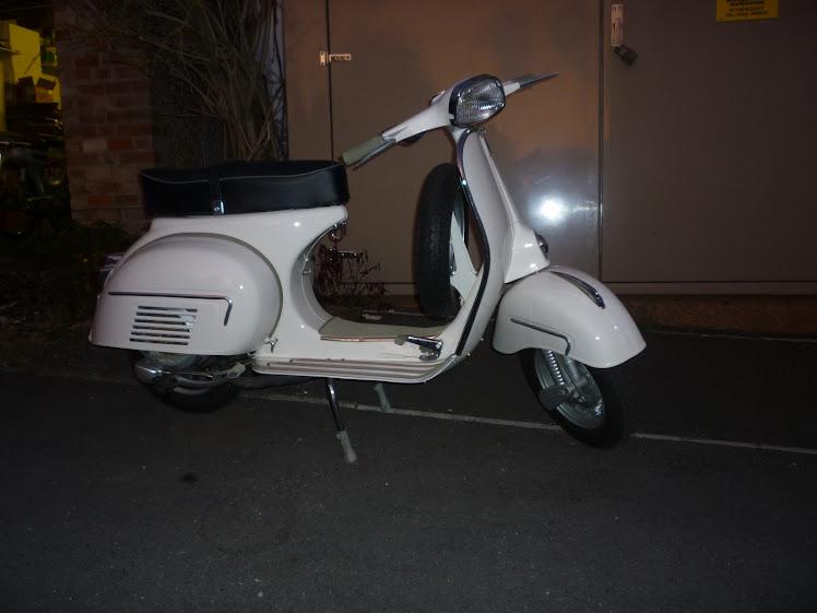 Vespa GL 150 1963