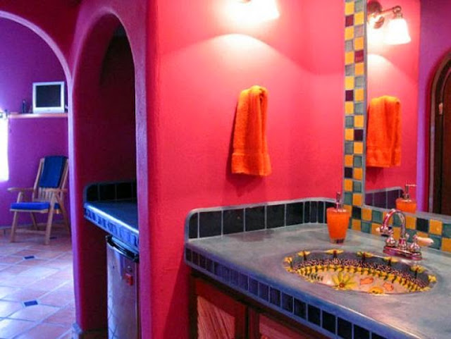 2948 2 or 1395570018 ديكورات حمامات ملونة بالصور