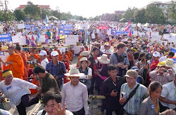 Khmer Hot News, CNRP TV News, At Democracy Place on 07 September 2013