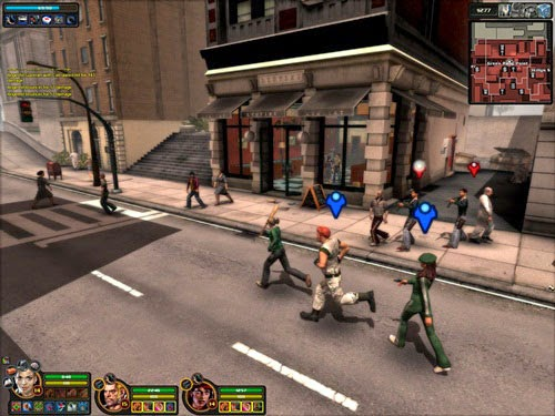 Escape From Paradise City Game