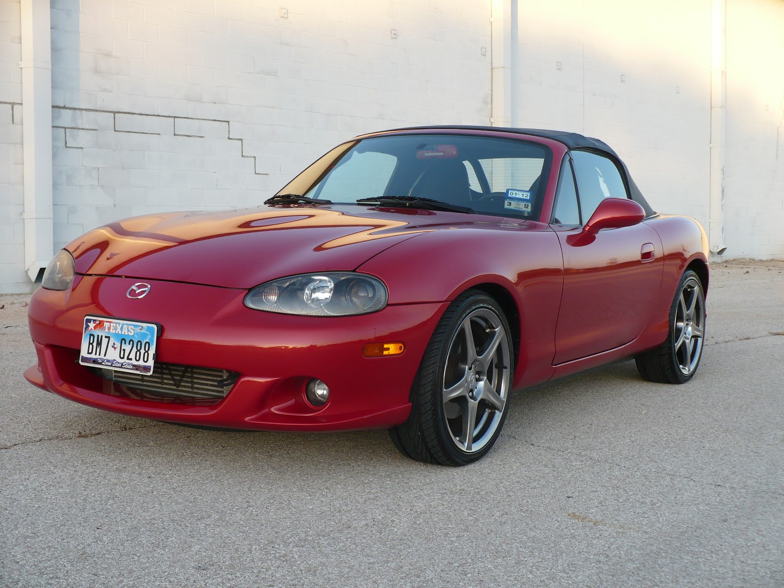yaw moment racing for sale low mileage 2004 mazdaspeed mx 5 factory turbocharged miata. Black Bedroom Furniture Sets. Home Design Ideas