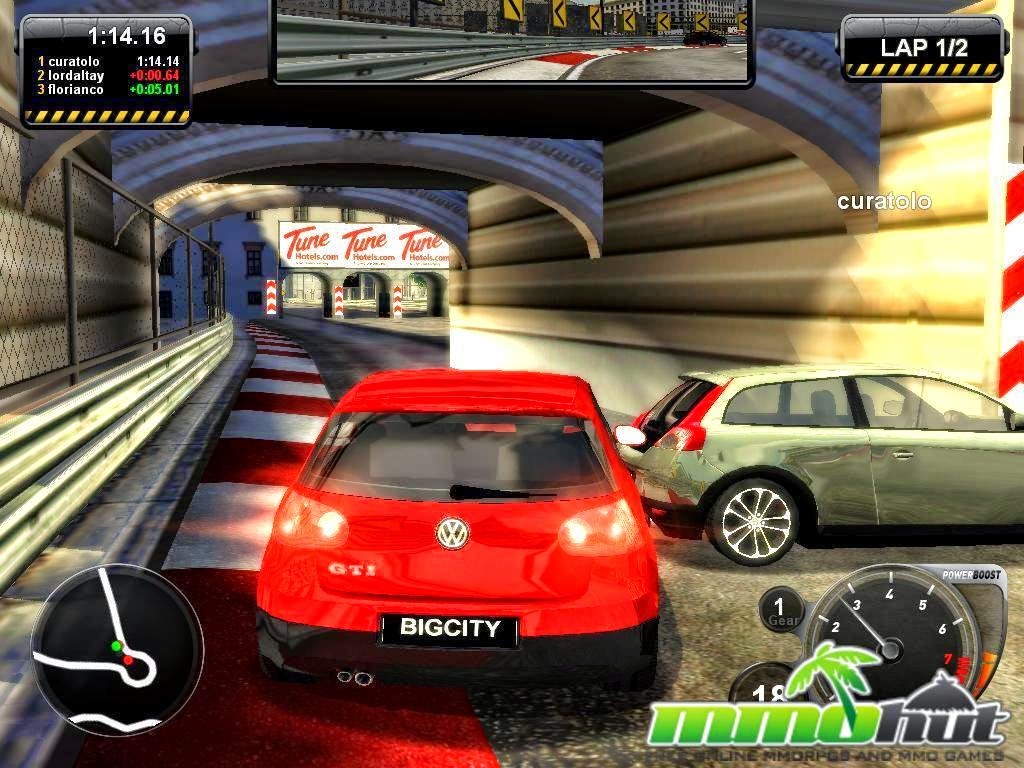 City racing Game Free