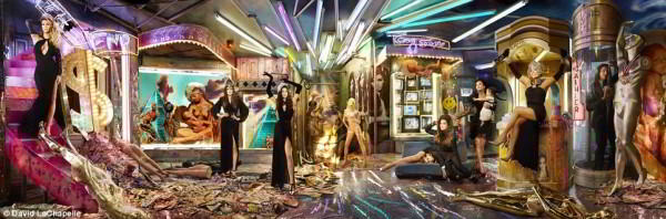 Kardashians tarjeta de Navidad, illuminati, mason