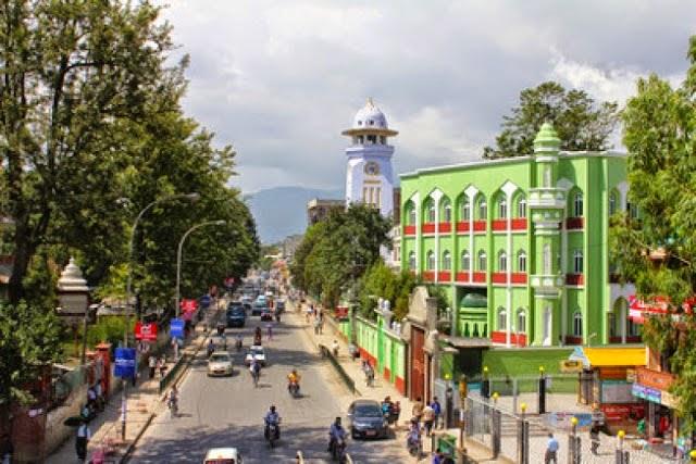 Subhanallah Masjid Di Nepal Masih Tersegam Indah Dan Berdiri Teguh Walaupun Dilanda Gempa Bumi Yang Teruk