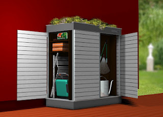 moderne designer gartenh user september 2012. Black Bedroom Furniture Sets. Home Design Ideas