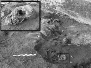 Kerangka Tulang Zaman Batu Ditemukan di Gurun Sahara