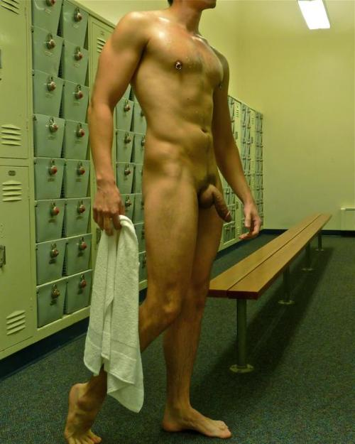 Locker naked room boys