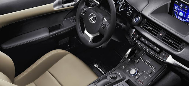 2016 Lexus CT200h Changes