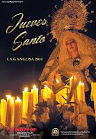 Semana Santa de La Gangosa 2014