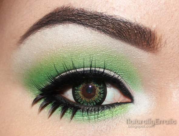 St. Patricks Day Makeup