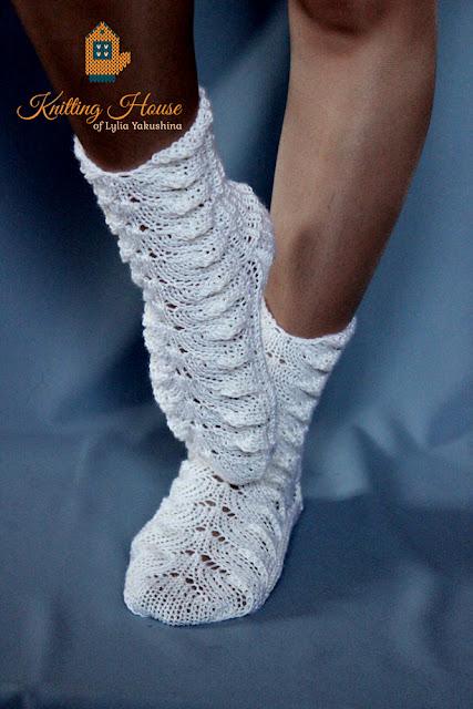 носки, носочки, ажурные носочки, вязаные носки, носки спицами, носочки вязаные спицами, носки связать, носочки купить