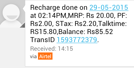 Download ezypoints app and get 20 rs recharge