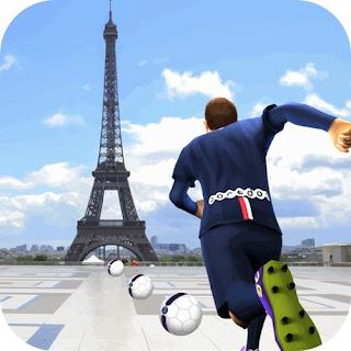 パリ・サンジェルマンiPhone公式ゲーム