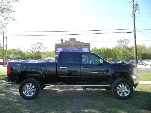 Truck Conversions For Sale: 2012 Chevy Silverado 2500HD Diesel Rocky Ridge Conversion Truck